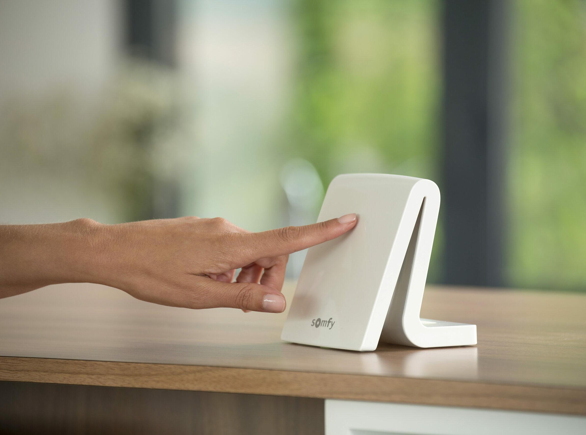 Toujours connecté avec ToHoma Smart Home